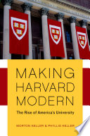 Making Harvard Modern