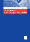 Leadership - Best Practices und Trends
