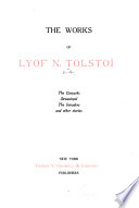 The Works of Lyof N  Tolstoi