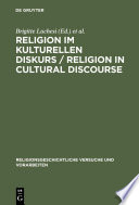 Religion im kulturellen Diskurs / Religion in Cultural Discourse