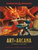 Dungeons & Dragons Art & Arcana Book