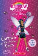 Carmen the Cheerleading Fairy