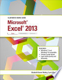 Illustrated Course Guide  Microsoft Excel 2013 Basic