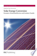 Solar Energy Conversion