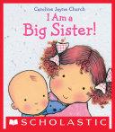 I Am a Big Sister Book