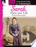 download ebook an instructional guide for literature: sarah, plain and tall pdf epub