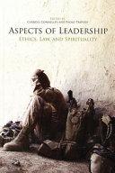Aspects of Leadership