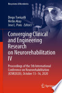 Converging Clinical And Engineering Research On Neurorehabilitation Iv