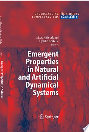 Emergent Properties in Natural and Artificial Dynamical Systems - ISBN:9783540348245
