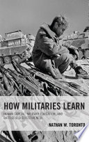 How Militaries Learn