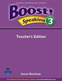 Boost  Speaking Level 3