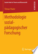 Methodologie sozialpädagogischer Forschung