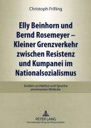 Elly Beinhorn und Bernd Rosemeyer