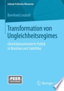 Transformation von Ungleichheitsregimes