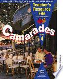 Camarades 4   Bleu Teacher s Resource File Second Edition