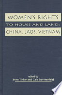 Women S Rights To House And Land
