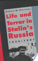 Life and Terror in Stalin s Russia  1934 1941