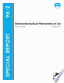 Electromechanical Phenomena In Ice