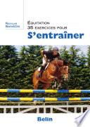 illustration du livre Équitation, 35 exercices pour s'entraîner