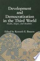 Development and Democratization in the Third World