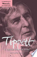 Tippett  A Child of Our Time