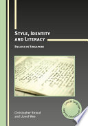 Style, Identity and Literacy