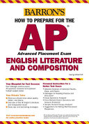 Barron s how to Prepare for the AP Advanced Placement Exam