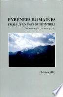 illustration du livre Pyrénées romaines