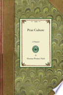 Ebook Pear Culture Epub Thomas Field Apps Read Mobile