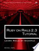 Ruby on Rails 2 3 Tutorial