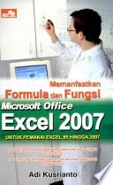 Memanfaatkan Formula   Fungsi Microsoft Excel 2007