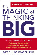 cover img of The Magic of Thinking Big