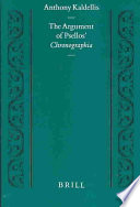The Argument of Psellos' Chronographia Psellos Integrated His Vision Of