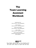 Team Learning Assistant Workbook with Access Code Sticker