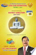 LIons 316H District Directory