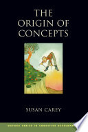 The Origin of Concepts