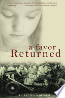 A Favor Returned Book PDF