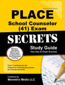 Place School Counselor  41  Exam Secrets Study Guide