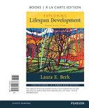 Exploring Lifespan Development  Books a la Carte Edition