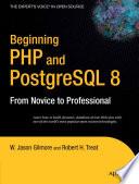 illustration Beginning PHP and PostgreSQL 8