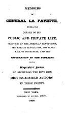 download ebook memoirs of general lafayette pdf epub