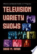 Television Variety Shows