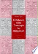Einführung in die Theologie der Religionen