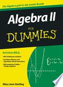 Algebra II f  r Dummies