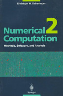 Numerical Computation 2