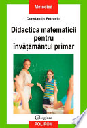 Didactica Matematicii Pentru Nv M Ntul Primar