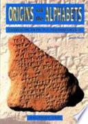 origins of the alphabet
