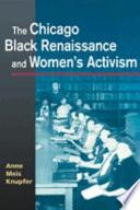 The Chicago Black Renaissance and Women s Activism