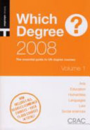 Which degree  2008