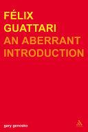 Felix Guattari And Work Of Felix Guattari?mr Anti As